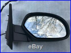 Parts Mirror Chevy Gmc Truck Suv Gm Passenger Side 07 08 09 10 11 12 13 Dl3 Oem