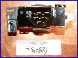 Pontiac GTO Lemans 1964 1965 1966 with Tilt Wheel New Turn Signal Switch TS221