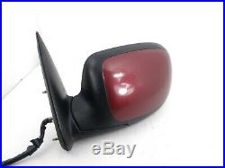 Red Left Driver Side Power Folding Autodim Heated Door Mirror for 03-06 Escalade