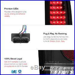 Smoke Bumper L. E. D Signal Corner Headlights Tail Lamps 94-98 Suburban 1500 2500