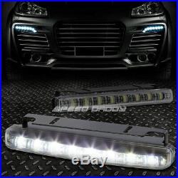 Smoked Housing Headlight+amber Turn Signal+led Fog Light Bar For 07-13 Silverado