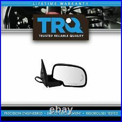 TRQ Mirror Power Folding Heated Memory Turn Signal PTM Passenger Right RH for GM
