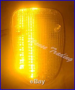 Tail Turn Signals Light Clear For YAMAHA V-Star XVS 650 1100 Classic Silverado